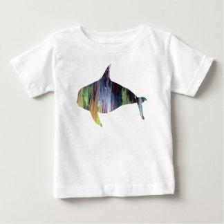 Camiseta Para Bebê Orca