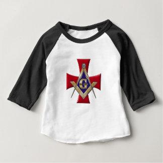 Camiseta Para Bebê Ordem sagrado da fraternidade