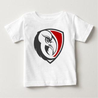 Camiseta Para Bebê Orgulho da águia americana
