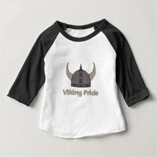 Camiseta Para Bebê Orgulho de Viking