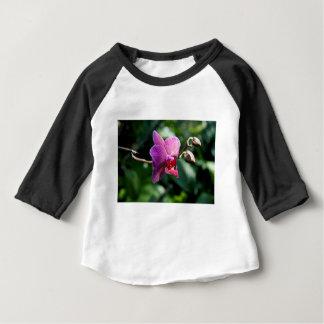 Camiseta Para Bebê Orquídea mágica