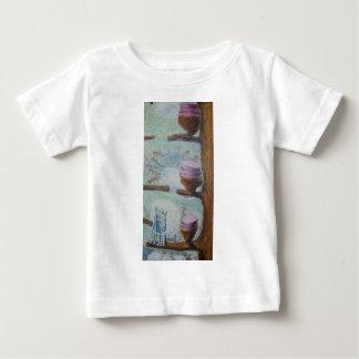 Camiseta Para Bebê Os bolos levantam uma árvore