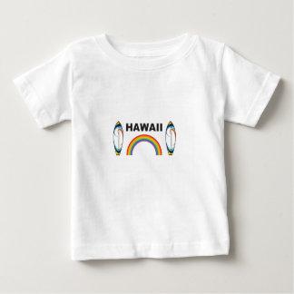 Camiseta Para Bebê os conselhos de surf de Havaí