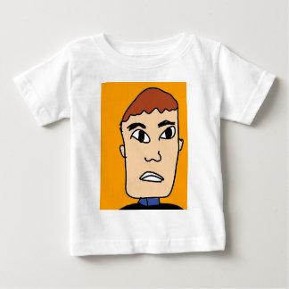 Camiseta Para Bebê os homens da surpresa