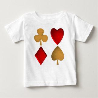 Camiseta Para Bebê Os quatro ternos
