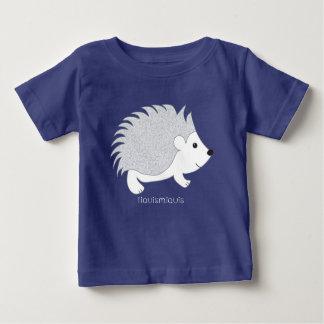 Camiseta Para Bebê Ouriço de Tiquismiquis