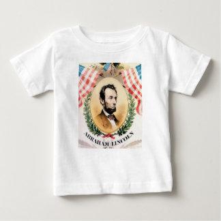 Camiseta Para Bebê Oval de Abe