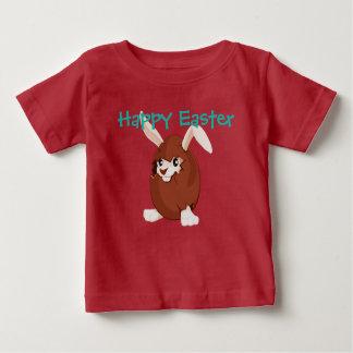 Camiseta Para Bebê Ovo do coelho