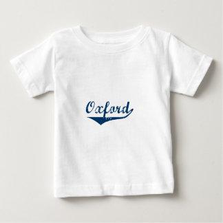 Camiseta Para Bebê Oxford