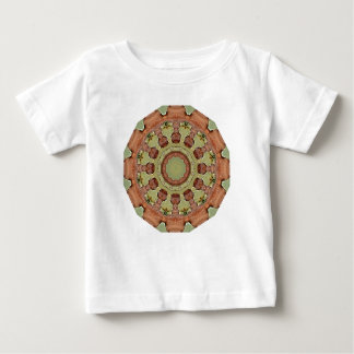 Camiseta Para Bebê Oxidação-Mandala, ROSTart 712_2