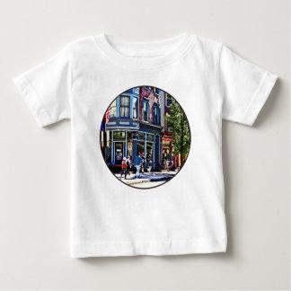 Camiseta Para Bebê Pa de Jim Thorpe - compra da janela