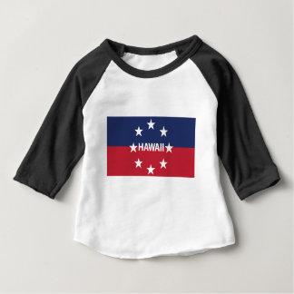 Camiseta Para Bebê Padrão do governador de Hawaiʻi