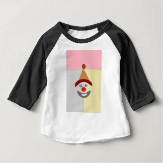 Camiseta Para Bebê palhaço