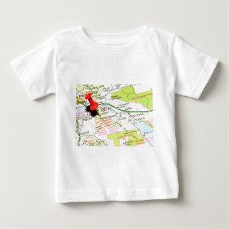Camiseta Para Bebê Palm Desert, Califórnia