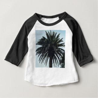 Camiseta Para Bebê Palmeira