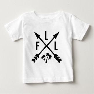 Camiseta Para Bebê Palmeira de FLL