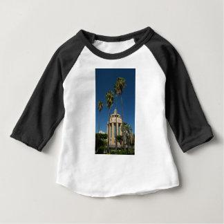 Camiseta Para Bebê Panteão, Siracusa, Sicília, Italia
