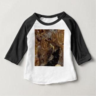 Camiseta Para Bebê Pão alemão da fruta