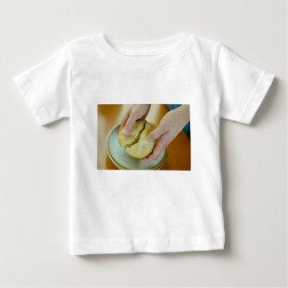 Camiseta Para Bebê Pão da última ceia
