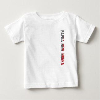 Camiseta Para Bebê Papuá-Nova Guiné