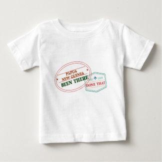 Camiseta Para Bebê Papuá-Nova Guiné feito lá isso