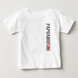 Camiseta Para Bebê Papuaniugini (Papuá-Nova Guiné)