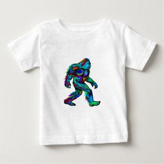Camiseta Para Bebê Para sempre Yeti