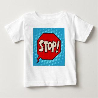 Camiseta Para Bebê Parada