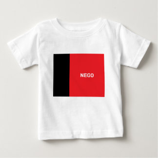 Camiseta Para Bebê Paraiba