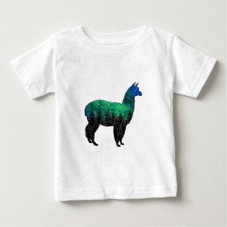 Camiseta Para Bebê Paraíso da montanha