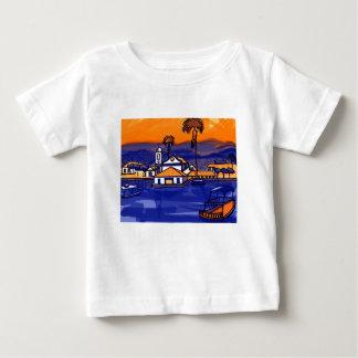 Camiseta Para Bebê Paraty - Rio de Janeiro - Brasil
