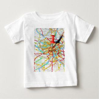 Camiseta Para Bebê Paris, France