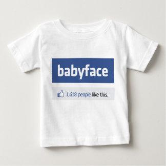 Camiseta Para Bebê paródia social engraçada dos trabalhos em rede do