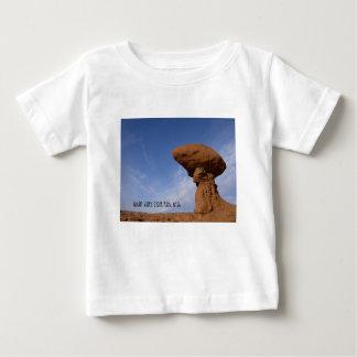 Camiseta Para Bebê Parque estadual do vale do diabrete, UT