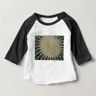 Camiseta Para Bebê Parte superior do cacto de tambor