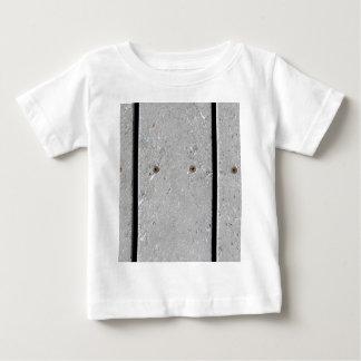 Camiseta Para Bebê Passagem misturada da prancha da resina plástica