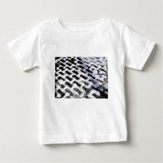 Camiseta Para Bebê passagem modelada
