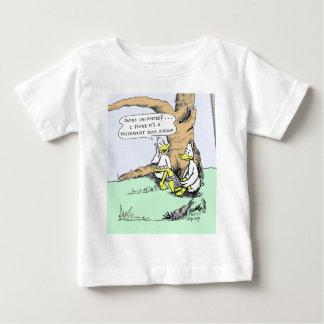 Camiseta Para Bebê Patos ilimitados