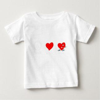 Camiseta Para Bebê paz love21