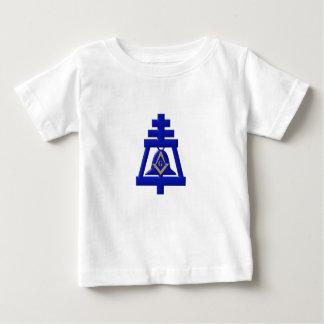 Camiseta Para Bebê Pedreiro do beira-rio