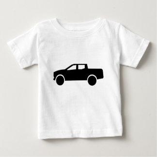 Camiseta Para Bebê Pegare o caminhão