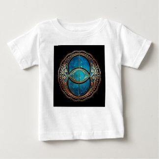 Camiseta Para Bebê Peixes do Vesicle