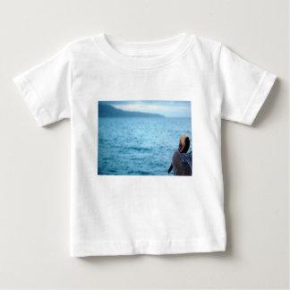 Camiseta Para Bebê pelicano pacífico