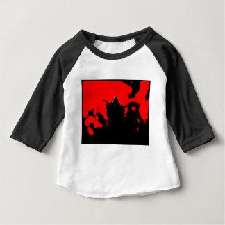 Camiseta Para Bebê Pequena Marie - François Cidade