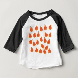 Camiseta Para Bebê Pera