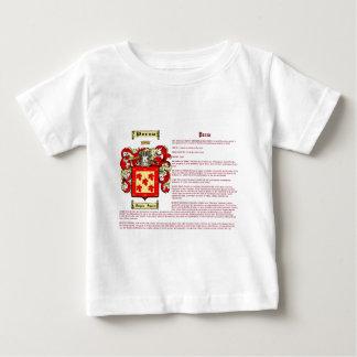 Camiseta Para Bebê Perea (significado)