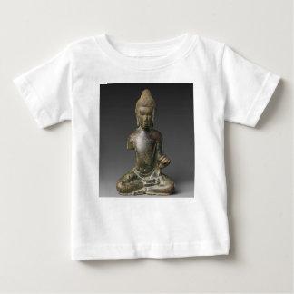 Camiseta Para Bebê Período assentado de Buddha - de Pyu