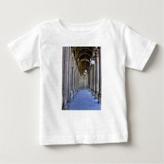 Camiseta Para Bebê Peristilo mesquita em Cairo