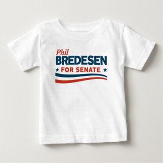 Camiseta Para Bebê Phil Bredesen