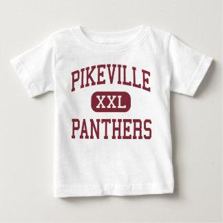 Camiseta Para Bebê Pikeville - panteras - alto - Pikeville Kentucky